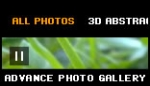 advance xml image photo gallery slideshow rotator banner html css