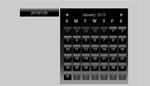 AS3 Datapicker component