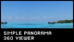simple xml panorama 360 viewer