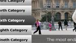 Categorised XML based Image Gallery