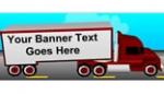 Box Truck Banner