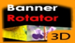 Banner Rotator with 3D Navigator and Easy Configurator
