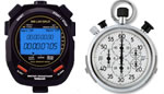 Digital Stopwatch Analog Stopwatch Clock and Alarms