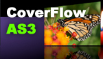 COVER FLOW AS3 V1.0