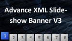 Advance XML Slideshow Banner V3