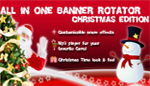 Banner Rotator ALLinOne Christmas Edition