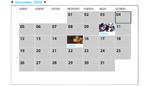 Final Event Calendar
