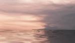 Purple Sky Ocean Sunset