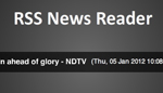 RSS News Reader