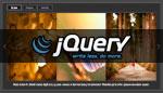 XML driven Jquery Image Slider