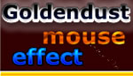 Goldendust Mouse Effect