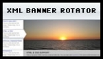 xml banner rotator slideshow gallery v12