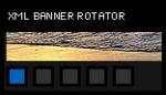 xml banner rotator slideshow gallery v13