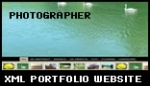 xml portfolio website photographer template