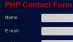 PHP Contact Form V1