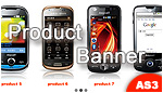 Product Banner with XML