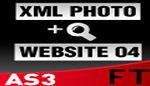 XML Photo Template 04 AS3