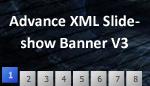 Advance XML Slideshow Banner V3