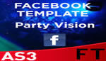 Facebook Party Vision Template