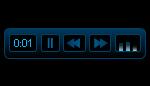 Slimline Dynamic MP3 Player