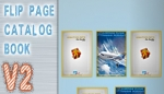 Flip Page Catalog Book Advanced V2