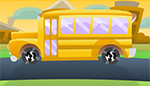 Yellow Bus Animation