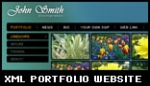 xml portfolio photographer website v4